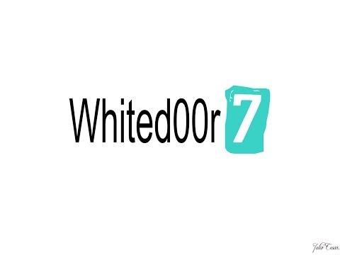 (tutorial) Como Instalar Whited00r 7 7.1 (new) video