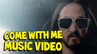 Steve Aoki ft. Polina - Come With Me (Deadmeat)
