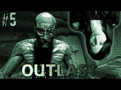 Is This Doctor Any Good? (Crazy Naked Doctor Scene) - Outlast #5 - w/ Funny Facecam Reactions