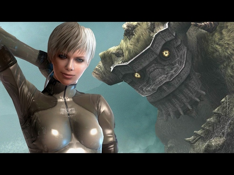 10 video games bosses we didn't want to kill