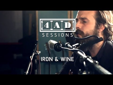 Iron And Wine 4AD Session Music Videos
