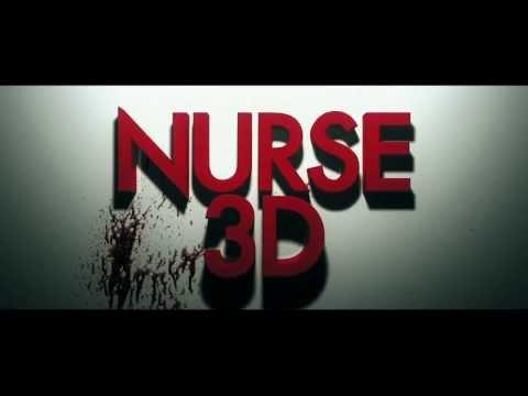 Медсестра 3D (Nurse 3D), 2014. Русский трейлер