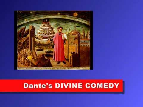 Youtube Dante Alighieri The Divine Comedy Lessonpaths