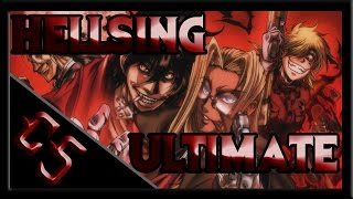 Anime Review (Hellsing Ultimate) Full Review | Buy it!