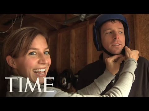 Skeleton Racing | How They Train | TIME
