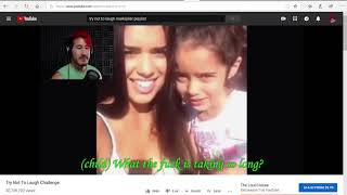 Markiplier's Try Not To Laugh #1