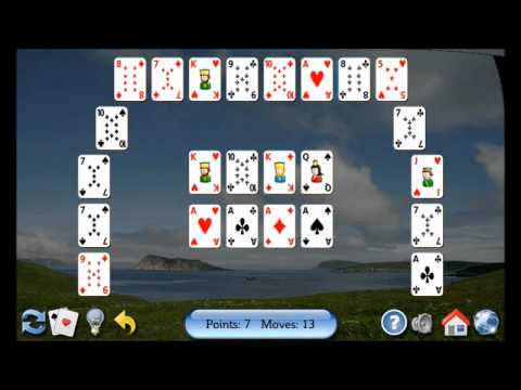 All-in-One Solitaire FREE APK Cover