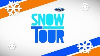 Ford Snow Tour report - Ranger Tourneo Kuga Fiesta