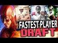 FASTEST PLAYER DRAFT!! MADDEN 18 DRAFT CHAMPIONS GAMEPLAY MP3