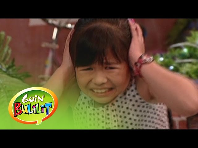 Goin Bulilit: Funny Moments in New Year Celebration