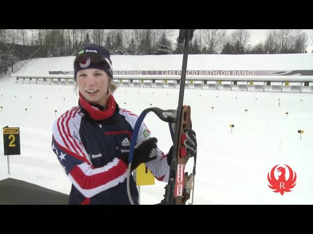 Beginner's Guide To Shooting Competitions-Biathlon Rifle. Biathlon Wo