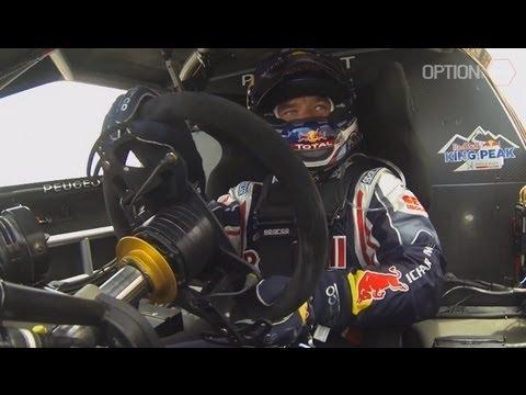 S. Loeb Record at Pikes Peak / Peugeot 208 T 16 [HD] (Option Auto News)