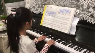 Lullaby (take2:emotional) W.Taubert. - Yamaha Junior course