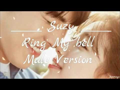 Suzy (수지) _ Ring My Bell (Uncontrollably Fond )(함부로 애틋하게) [ Male Version ]