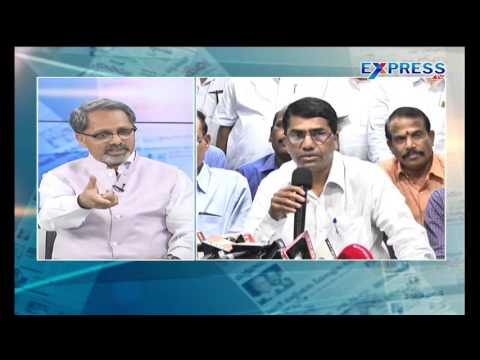 Media Watch : Patel reservation rally turns violent in Gujarat's Mehsana town - Express TV