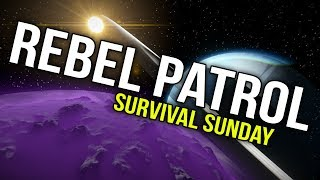 Space Engineers: Supply Shipment to the Station #12 Survival Sunday