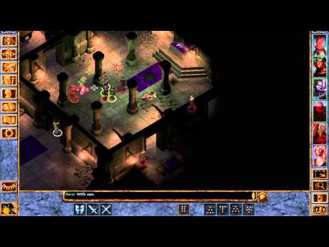 Baldur's Gate Enhanced Edition Gameplay