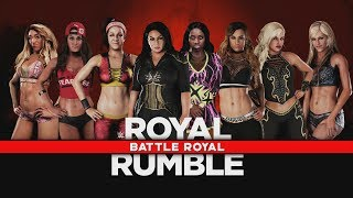 download lagu Wwe 2k18: Women's Battle Royal gratis