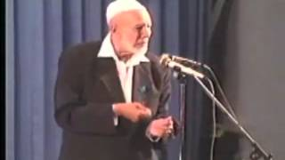 Ahmed Deedat Answer – Speaking African|NICE :D| and concept of God in African religions