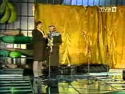 Kabaret Tey - Z tyłu sklepu Pani Pelagia (Laskowik&Smoleń)