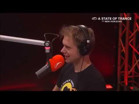 Armin van Buuren Interviews Hardwell