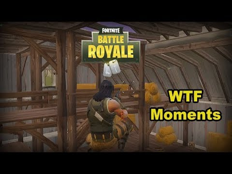 Fortnite Funny and WTF Moments (Battle Royale) Episode. 1