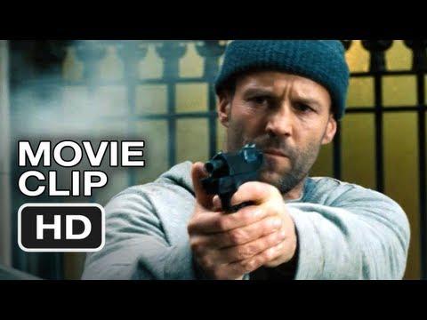Safe Movie CLIP #1 - Alley (2012) Jason Statham Movie HD