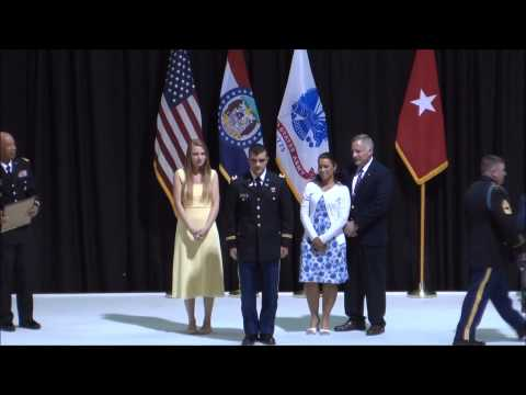 Wentworth Military Academy & College - 2014 Commissioning Ceremony HD