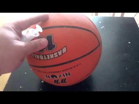Что делать если мячик сдувается