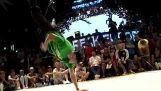 Outbreak Europe 2014 2vs2 Semifinal | Navi vs Ruffneck Attack