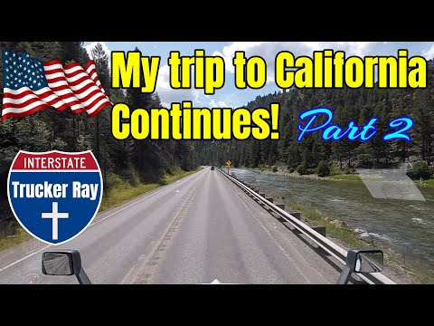 Life On The Road With Yeshua & Trucker Ray - Trucking Vlog - Aug 16th - 19th - 2019