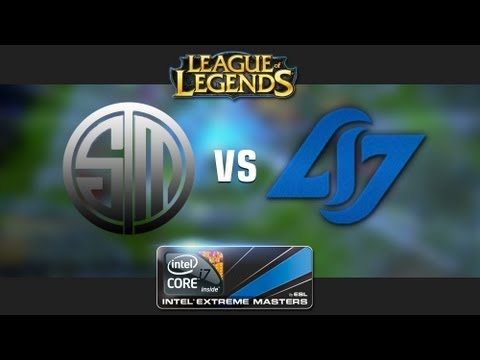 League of Legends SoloMid vs. CLG 1/3 Grand Final IEM GC (gamescom 2011)