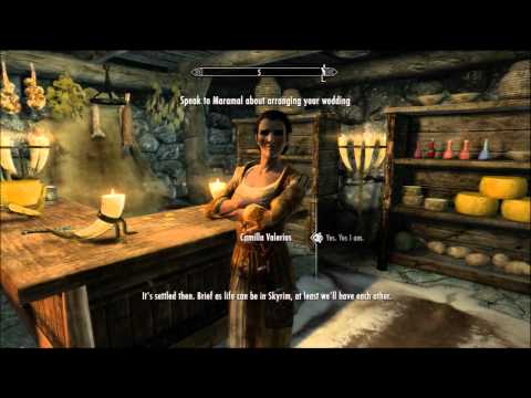 Skyrim - Hearthfire #6 - Why does the Stewardess hate me?