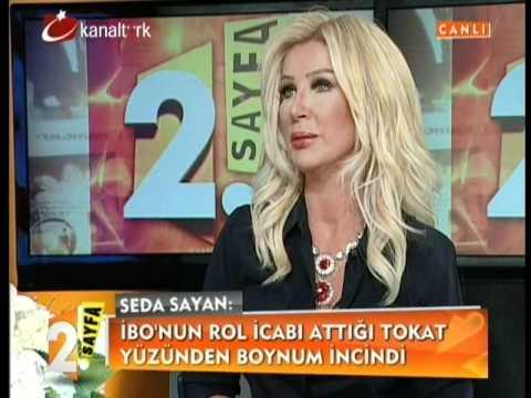 Kanaltürk - 2. Sayfa - Seda Sayan - 3. Bölüm