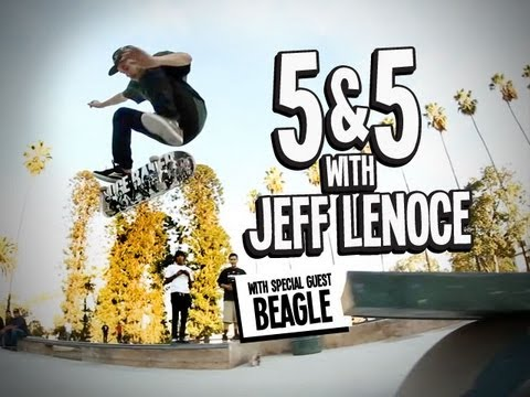 5&5 with Jeff Lenoce