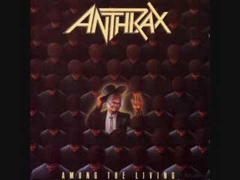 Anthrax - Skeleton In The Closet