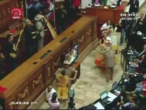 Acto Completo: Asamblea Nacional aprobó declaratoria del Joropo como Bien de Interés Cultural