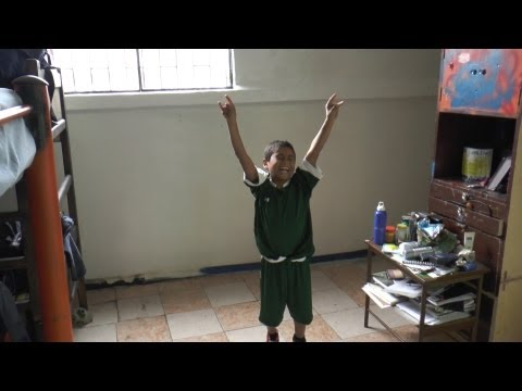 Bogota Colombia - Airline Ambassadors Orphanage Mission video by Beyond Measure Media