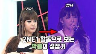 2NE1 활동으로 보는 박봄(Park Bom)의 성장기