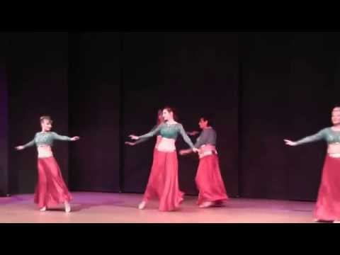 Ya Ghayeb - Kurs Tańca Brzucha Katowice - Salma Marta Galewska