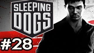Sleeping Dogs Walkthrough w/Nova Ep.28: GOING UNDERCOVER