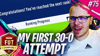 FIFA 19 30-0 IN FUT CHAMPIONS??? MY BEST EVER RESULTS in THE WEEKEND LEAGUE