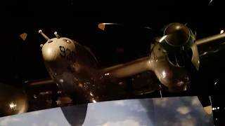 Museum of Flight Seattle - WWII Exhibition