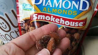 Blue Diamond Almonds Smokehouse!