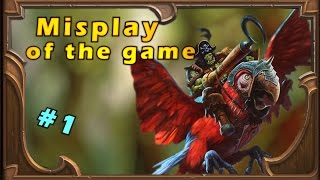 Hearthstone - Misplay of the Game #1