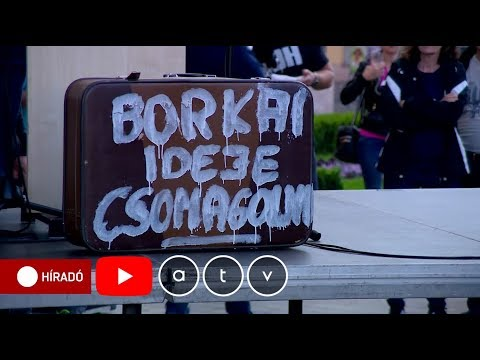 Orbán szerint Borkai Zsolt ügyének még nincs vége