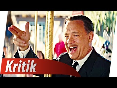 SAVING MR. BANKS Trailer Deutsch German & Kritik
