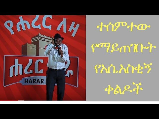 Ethiopia | Yeharer Leza standup comedy show