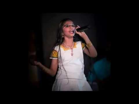 Nanda Pramodh Singing Paraniraye  Ponnalakkum video