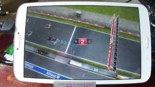 F1™ Challenge  - Gameplay Android (Los Mejores Juegos Para Android)